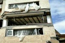 انفجار گاز در ارومیه 8 مصدوم برجای گذاشت
