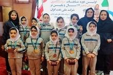 تیم ژیمناستیک دختران نفت اهواز قهرمان مسابقات شرکت ملی نفت کشور شد