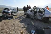 بروز سه تصادف با 10 زخمی در جاده خوی - چایپاره طی یک روز