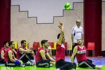 سه گلستانی به تیم ملی والیبال نشسته دعوت شدند