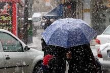 سرما و بارندگی مهمان آخر هفته مازندران