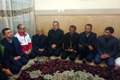وزیر آموزش و پرورش با خانواده دانش آموزان زاهدانی دیدار کرد