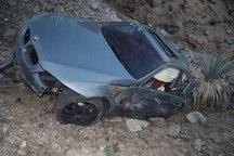 واژگونی خودرو در سبزوار یک کشته به جا گذاشت