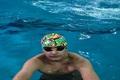 شناگر تهرانی رکورد رشته 50 متر آزاد شنای نوجوانان کشور را شکست
