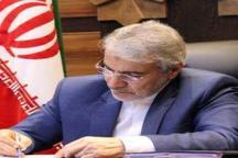 نوبخت معاون رئیس جمهوری شهادت بابک نوری هریس را تبریک و تسلیت گفت