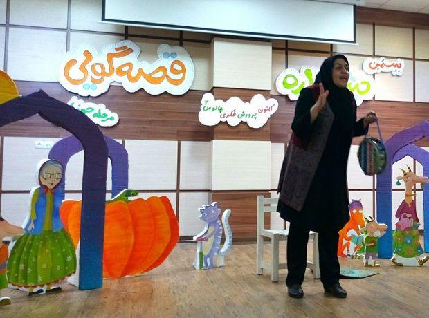 مرحله استانی بیست و یکمین جشنواره بین المللی قصه گویی در ارومیه برگزار می شود