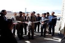 2 طرح تولیدی و صنعتی در کاشان افتتاح شد