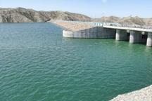 بیش از 2 میلیون مترمکعب آب سیلاب وارد سد شیرین دره شد