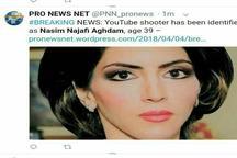عامل تیراندازی دیشب در ساختمان یوتیوب یک ایرانی بود؟+ عکس