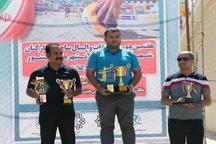 تهران قهرمان والیبال ساحلی کارکنان شهرداری کلانشهرها شد