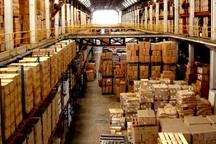 9 میلیارد مواد غذایی احتکار شده در بندرعباس کشف شد