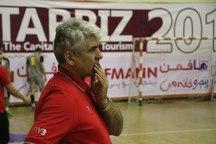 سرمربی تیم والیبال شهرداری: هواداران شرایط ما را درک می کنند