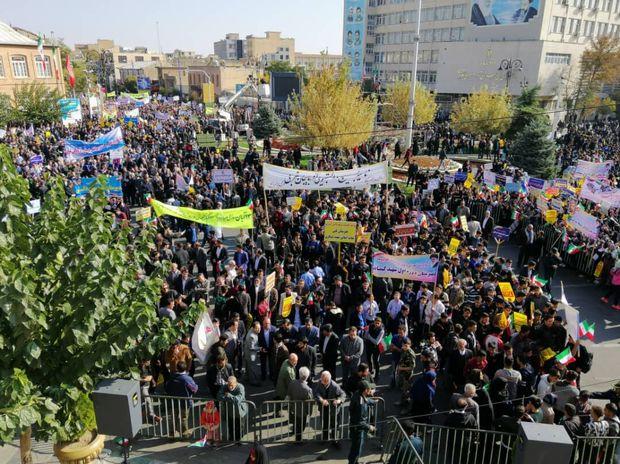 ۴۰ سال مبارزه با استکبار نتیجه روشن آموزههای انقلابی