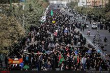 حضور بیش از ۲ ۵ میلیون نفر در راهپیمایی امروز تهران