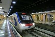 متروی کرج در ایستگاه نظرآباد خواهد ایستاد