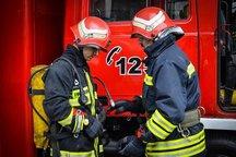 آتش سوزی به واحد مسکونی در کرج خسارت وارد کرد