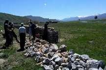 رفع تصرف 11 هکتار از اراضی ملی منوجان