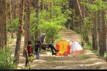 طبیعت گردی مردم کرمان در روز طبیعت