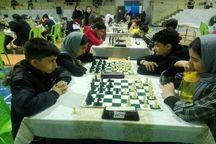 شطرنج بازان خراسان رضوی در مسابقات شمال شرق برتر شدند