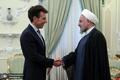 دیدار سفرای جدید شش کشور در ایران با رئیس جمهور روحانی