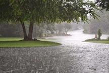 بارش های رگباری در زنجان ادامه دارد