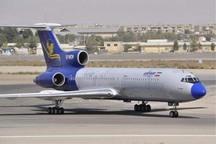 پرواز مشهد - تهران 2 بار به فرودگاه مبدا بازگشت