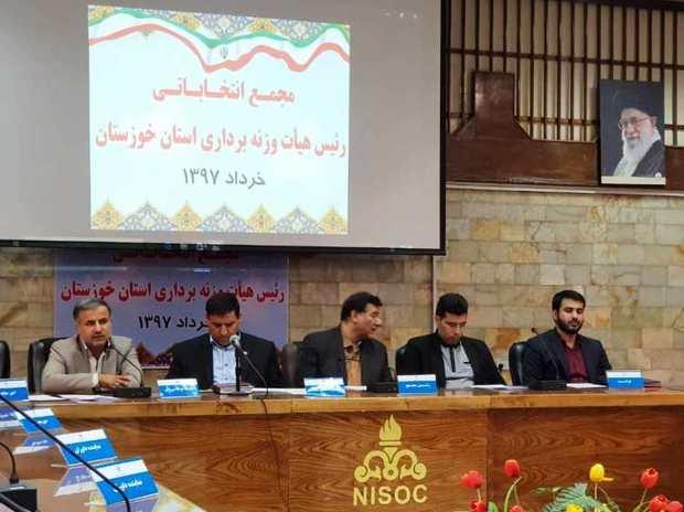هیات برنامه محور خوزستان الگویی برای استانهاست