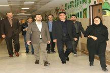 بازدید سفیر ایران در ار منستان از آسایشگاه کهریزک