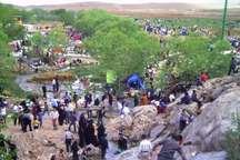کمبود امکانات در تفرجگاه طبیعی و تاریخی غربال بیز مهریز