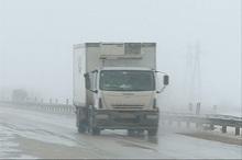 جاده های خراسان شمالی لغزنده است  مردم از سفرهای غیرضروری پرهیز کنند