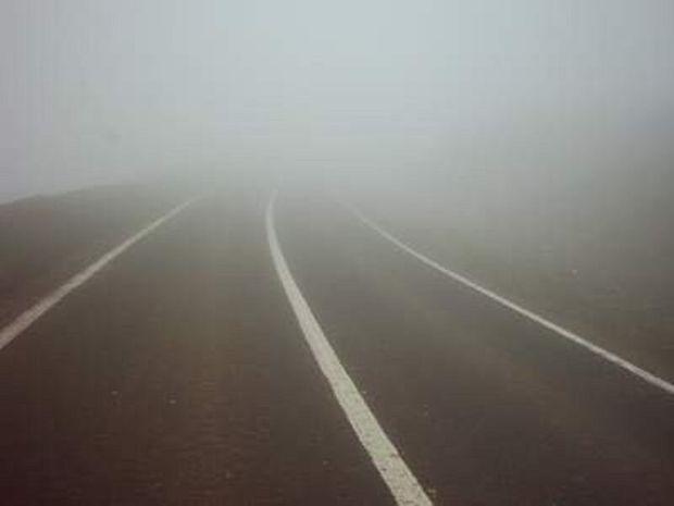 برخی جادههای خراسان رضوی مهآلود است