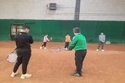 اردوی آموزشی تنیس در آکادمی شهید باکری ارومیه برگزار شد