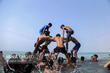 جشن نوروز صیاد در جزیره قشم برگزار شد+فیلم