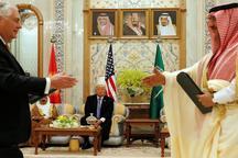 چه شد که ترامپ با یک رقص شمشیر فریب توطئه «ضد ایرانی-قطری» را خورد؟