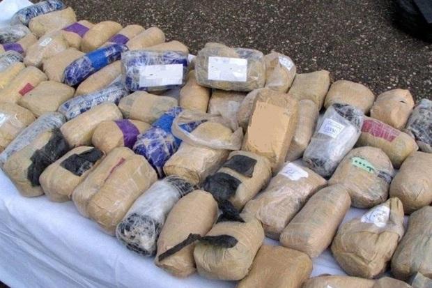 42 کیلو حشیش در عملیات مشترک پلیس پایتخت و البرز کشف شد