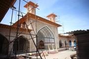 بازگشت مسجد جامع ساری به منظر شهری