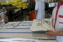 کیسه پارچه ای جایگزین نایلون در نانوایی های اصفهان می شود