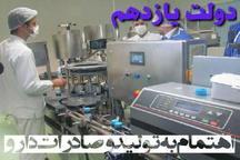 اهتمام ویژه دولت یازدهم، ایجاد قطب های تولید و صادرات دارو در کشور