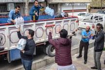 بازاریان یزد پنج میلیارد ریال به سیل زدگان خوزستان کمک کردند