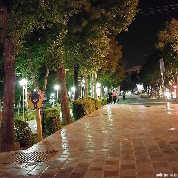 نورپردازی بدون مطالعه، زخمی بر سیمای شهر