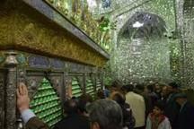 برگزاری طرح نوروزی آرامش بهاری در 80 بقعه استان تهران فعالیت 130 زائر سرا در استان تهران