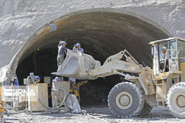 کمبود اعتبار تونل خوانسار- بویین میاندشت تامین شد