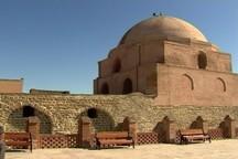 حجرات قدیمی مسجد جامع ارومیه احیا می شود