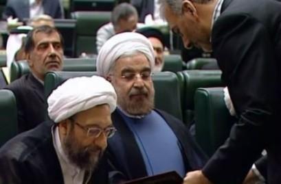 توضیح روابط عمومی مجلس درباره علت قطع صدا در پخش مراسم تحلیف رئیس جمهور