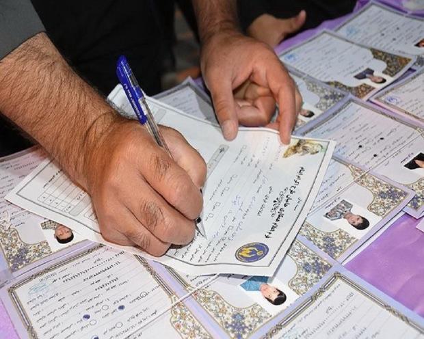 220 یتیم در حاجی آباد صاحب حامی شدند