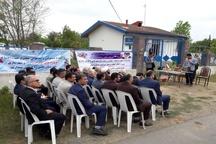 2  پروژه آسفالت راه روستایی در تالش افتتاح شد