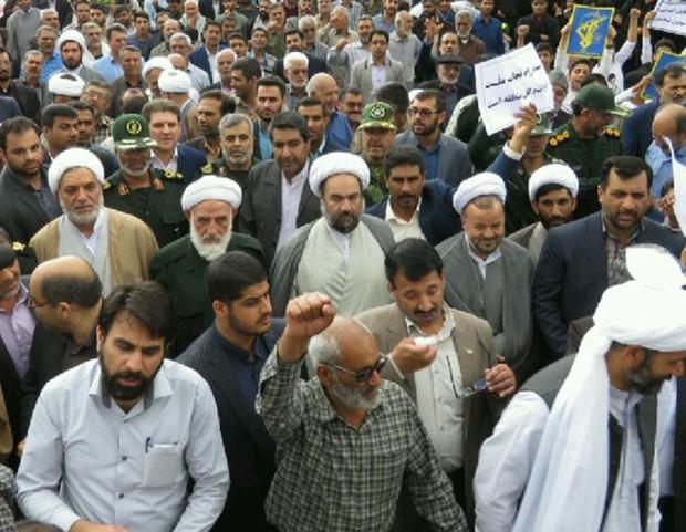 سپاه در قلب و جان مردم ایران و مظلومان جهان جا دارد