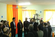 کانون تندرستی دانش آموزان با نیازهای ویژه در رشت افتتاح شد