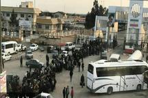 تردد مسافران از پایانه مرزی بیله سوار مغان تا سه برابر افزایش یافت