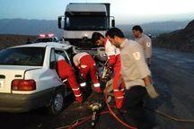 حادثه رانندگی در جاده پلدختر - اندیمشک 2کشته برجا گذاشت
